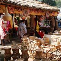 Suraj Kund Craft Fair Tour