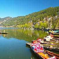 Uttranchal Holiday Package (Nainital Wonders) Tour