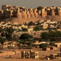 Bikaner - Ramdevra - Jaisalmer Tour