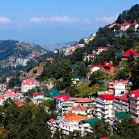 Manali - Manikaran - Shimla Tour