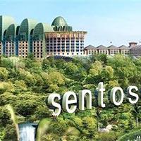 Singapore Sentosa Island Tour