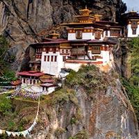 Darjeeling - Sikkim - Bhutan Tour