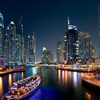 Dubai From Ahemdabad Tour