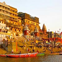 Classic India Tour- Varansi & Khajuraho Temple