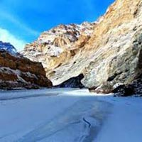 Ice Walk (Chadar at a glance) Tour