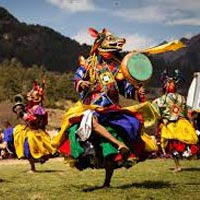 Bhutan Tongsa Festival Tour