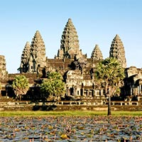 Siem Reap - Romantic Honeymoon