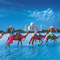 Golden Triangle with Rajisthan Tour - Delhi - Agra - Jaipur - Jodhpur - Udaipur