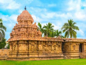Tamilnadu Temple Tour with Trivandrum Tour