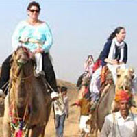 Jaisalmer-Jodhpur-Udaipur Tours (8Days7 Night)