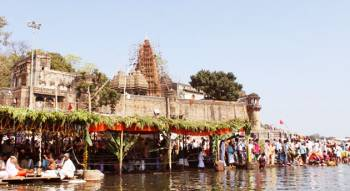 Shri Narmada Parikrama Package