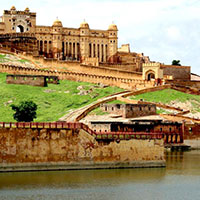 Delightful Rajasthan Tour (Enjoy the Sand Dunes & Safari Camp)