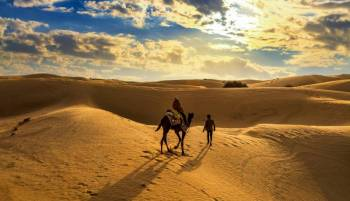 12 Days Desert Delight Tour Package