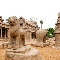 Chennai - Mahabalipuram - Kancheepuram Tour