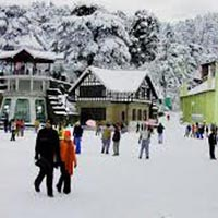 Shimla Manali Tour Packages By Car 12 Seater Tempo 5 Night 6 Days Rs 14500/