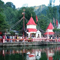 Mussoorie - Nainital  & Jim Corbett National Park Tour