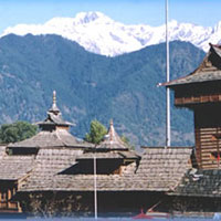 Chandigarh,Pinjore,Shimla,Rampur,Sarahan,Kalpa,Sangla Tour