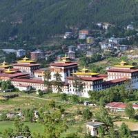 Paro - Thimphu - Punakha Tour - Paro - Thimphu - Punakha