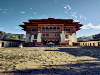 Western Central Bhutan Package