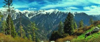 Tirthan Valley – Weekend Gateway – Ex Delhi Tour