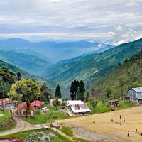 09 Nights 10 Days - Kalimpong (1 Night), Gangtok (3 Nights), Pelling (2 Night), Darjeeling Tour