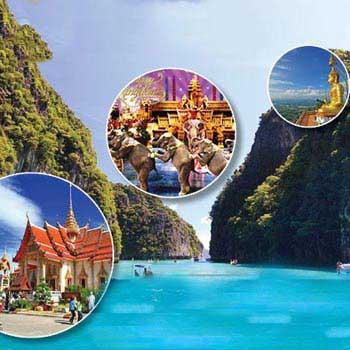 Phuket - Krabi ( Thailand) Tour