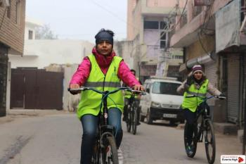 Old Delhi Cycling Tour Package