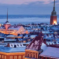 Russia & Scandinavia 13N / 14D Tour