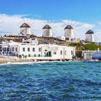 Athens – Mykonos (5 Nights/ 6 Days) Tour