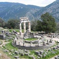 Athens - Santorini Tour