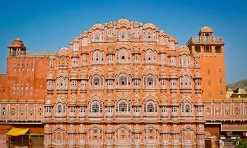 Delhi–Jaipur–Udaipur-Jodhpur–Bikaner–Mandawa–Delhi Tour