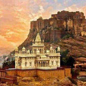 Delhi–Agra–Jaipur–Ajmer–Pushkar–Jodhpur–Udaipur–Delhi Tour