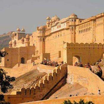 Delhi–Jaipur–Bikaner-Jaisalmer–Jodhpur–Udaipur–Delhi Tour