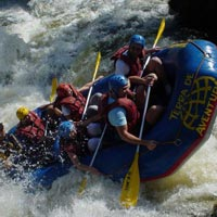 Rishikesh River Rafting Tour