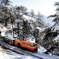 Himachal (Shimla - Kullu - Manali - Dalhousie - Khajjiar - Dharamsala) Tour Package