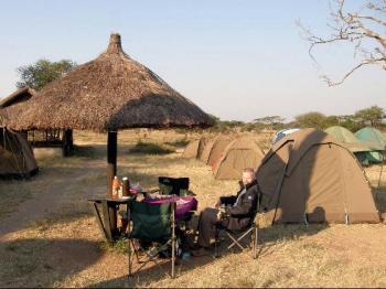 5 Days Tarangire Serengeti Ngorongoro Crater Safari Package