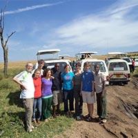 Masai Mara 3 Days Tour