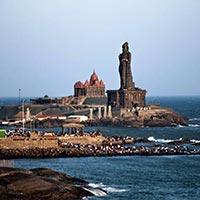 Madurai - Rameshwaram - Kanyakumari Tour