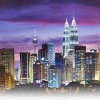 Kuala Lumpur - Singapore - Thailand Tour