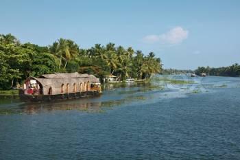 Backwater Tours of Kerala