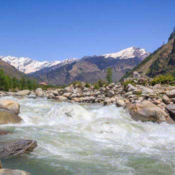 Shimla-manali-dalhousie-amritsar Tour