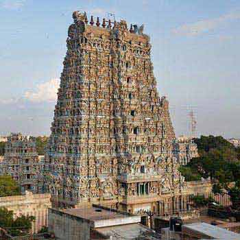 Holy Tamil Nadu Tour