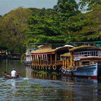 Alleppy - Cochin Tour - Alleppey,Kochi,