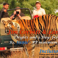Jim Corbett Lansdowne tour package