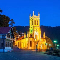 Shimla 2 Nights and 3 Days Packages