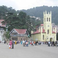 Shimla 2 Nights and 3 Days Package.