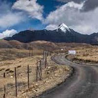 Spiti Valley Motor Bike Tour
