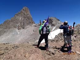 Mount Kenya Climbing Package