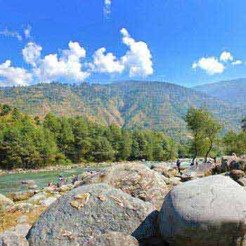 Foothills Himalayas Tour Package