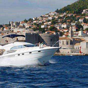 Yachts & Private Speed Boats Package